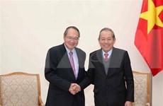 Destacan desarrollo de la cooperación entre Vietnam y Singapur en la esfera judicial