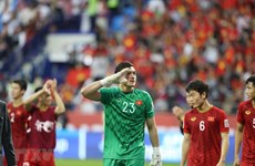 Enfrentará Vietnam a Japón en cuartos de final de Copa Asiática 2019