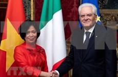 Agilizarán cooperación integral Vietnam – Italia