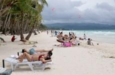 Llegan más turistas a Filipinas a pesar del cierre de la conocida isla de Boracay