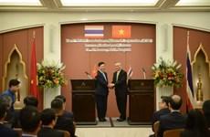 Planean Vietnam y Tailandia elevar comercio bilateral a 20 mil millones de dólares
