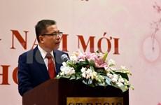 Celebra comunidad vietnamita en China encuentro en saludo a Tet 2019