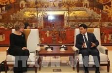 Hanoi impulsa cooperación con Países Bajos en tratamiento de residuos