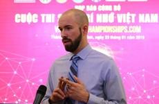 Efectuará Vietnam por primera vez concurso de supermemoria