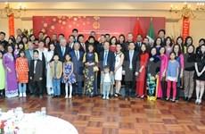 Celebran vietnamitas residentes en el extranjero actividades por Año Nuevo Lunar