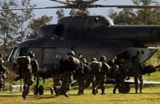 Reportan tras tiroteo en Indonesia un soldado fallecido y otro herido