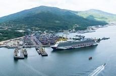Inauguran ruta de transporte naval directa entre puerto de Vietnam y Japón