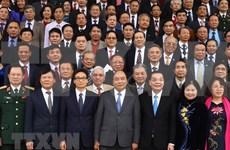 Felicita Premier de Vietnam a intelectuales nacionales en ocasión de Año Nuevo Lunar