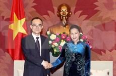 Aboga presidenta del Parlamento de Vietnam por mayor cooperación con Fiscalía Suprema de Corea del Sur