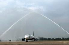 Abre Bamboo Airways ruta aérea entre Ciudad Ho Chi Minh y la provincia central de Thanh Hoa