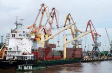 Actividades comerciales de Vietnam reportan señales alentadoras en primer mes de 2019