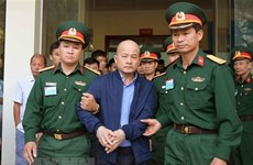 Anuncian otro procedimiento legal contra exdirectivo de empresa del Ministerio de Defensa de Vietnam