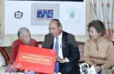 Premier de Vietnam destaca aportes de los ex líderes del Partido y del Estado
