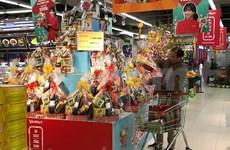 Reportan en Vietnam alto crecimiento de las ventas minoristas en enero