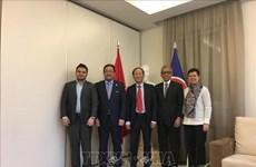 Vietnam asume la presidencia del Comité de la ASEAN en Madrid