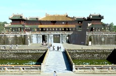 Rituales reales en la antigua capital imperial de Hue