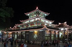 Provincia survietnamita de An Giang recibe a 200 mil visitantes en enero