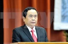 Frente de Patria de Vietnam trabaja para fomentar la gran unidad nacional