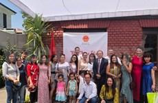 Vietnamitas en Rusia y Chile celebran el tradicional festival de Año Nuevo Lunar