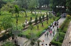 El conjunto de vestigios de la Ciudadela Imperial de Thang Long – Hanoi