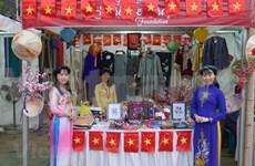 Promueven cultura vietnamita en Festival Internacional de Artesanía en Bangladesh
