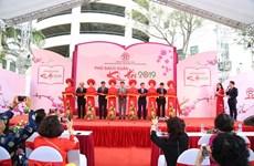 Diversas actividades se celebran en Calle de Libro en Hanoi