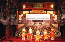 Nha Nhac, música de la corte de Vietnam
