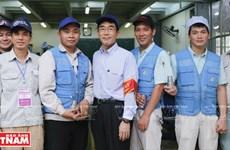 Japón ayuda en la formación profesional