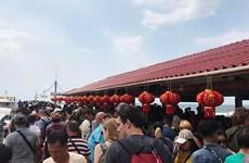 Camboya recibe a un millón de turistas durante vacaciones por Año Nuevo Lunar