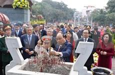 Conmemoran en Vietnam  aniversario de épica victoria contra invasores chinos