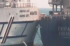 Exige Singapur retirada de buques malasios de zona marítima en disputa