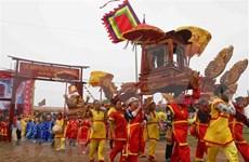 Vicepremier vietnamita asiste a festival para promover producción agrícola