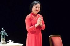 """Recibe premio de paz de Alemania Kim Phuc, """"niña del napalm"""" vietnamita"""
