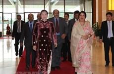 Vietnam envía felicitaciones a reelegida presidenta del Parlamento de Bangladesh