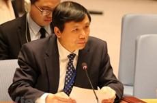 Reafirma Vietnam en la ONU empeño de ASEAN en reducir brecha de desarrollo