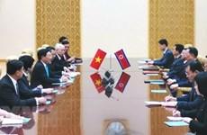 Vietnam y República Popular Democrática de Corea buscan fomentar lazos bilaterales