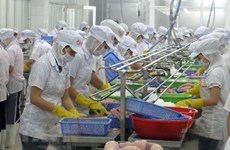Exportaciones acuícolas de Vietnam registran un crecimiento de dos dígitos en enero