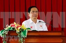 Reafirman en Vietnam apoyo a actividades de empresarios jóvenes