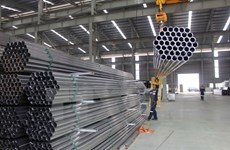 Gobierno vietnamita no interviene en precios internos de tuberías de acero, concluye agencia canadiense