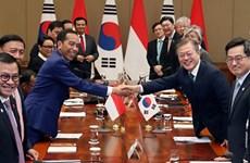 Corea del Sur reanuda negociaciones sobre acuerdo comercial con Indonesia