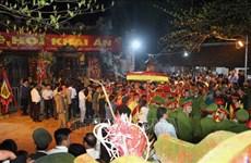 Inauguran en Vietnam el Festival del Templo Tran