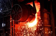 Compañía vietnamita Hoa Phat exportará su primer lote de tubos de acero a la India