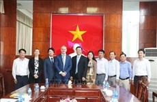 Aspira ciudad vietnamita a cooperar con Italia en moda, turismo e infraestructura