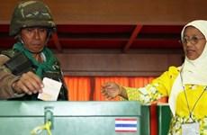 Se registran 1,5 millones de tailandeses para votación anticipada en próximos comicios generales
