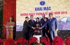 Celebran en Vietnam Días de películas médicas