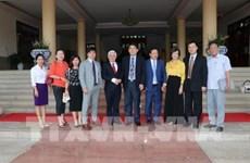 Visitan empresarios chinos y sudcoreanos provincia vietnamita de Binh Phuoc