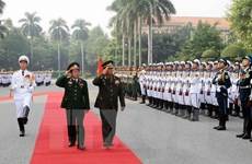 Resaltan en Vietnam aportes de diplomacia militar al fomento de nexos con otros países