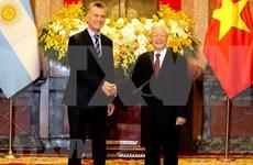 Vietnam y Argentina miran hacia el establecimiento de asociación estratégica