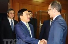 Vietnam y Alemania intensifican cooperación en diversos sectores