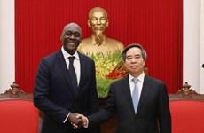 Vietnam pide al BM a continuar brindando el apoyo técnico
